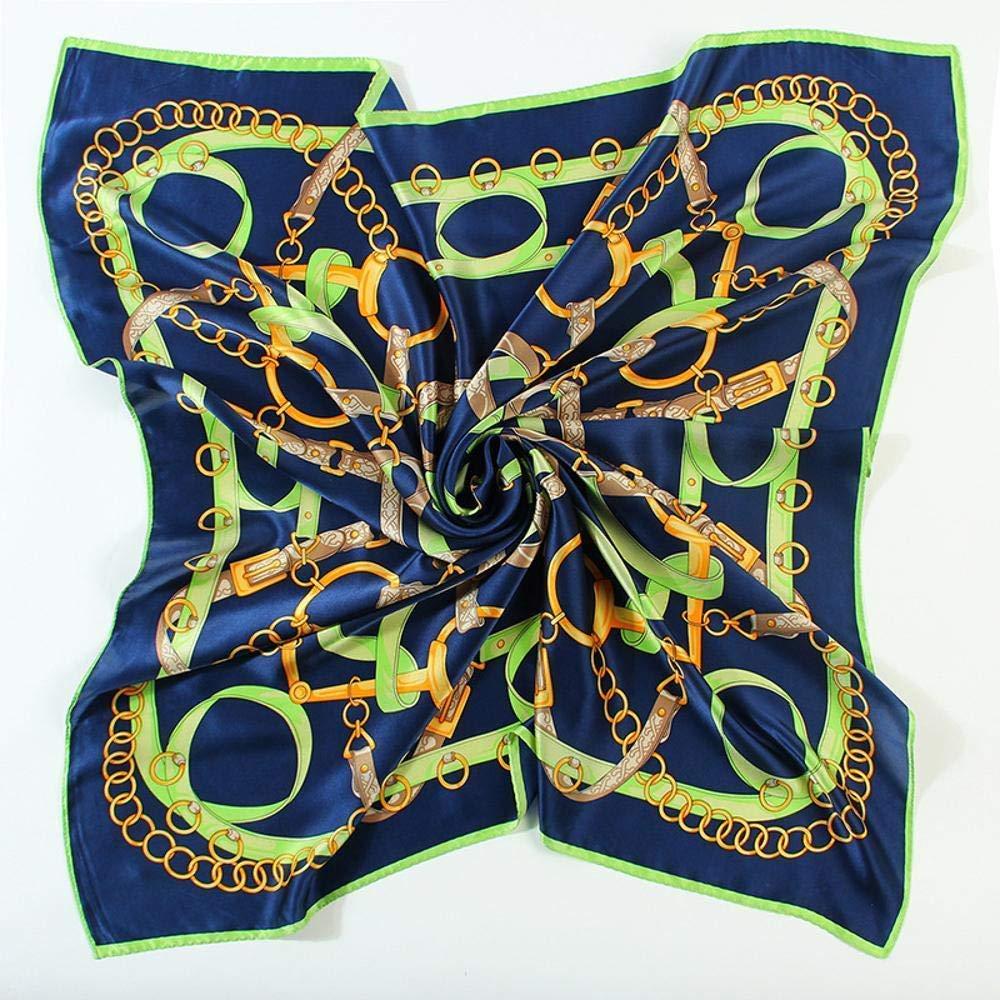 Black Lingyuansale Ladies Silk shawl silk scarf slim breathable Perfectly expresses unique temperament Soft Women Scarf