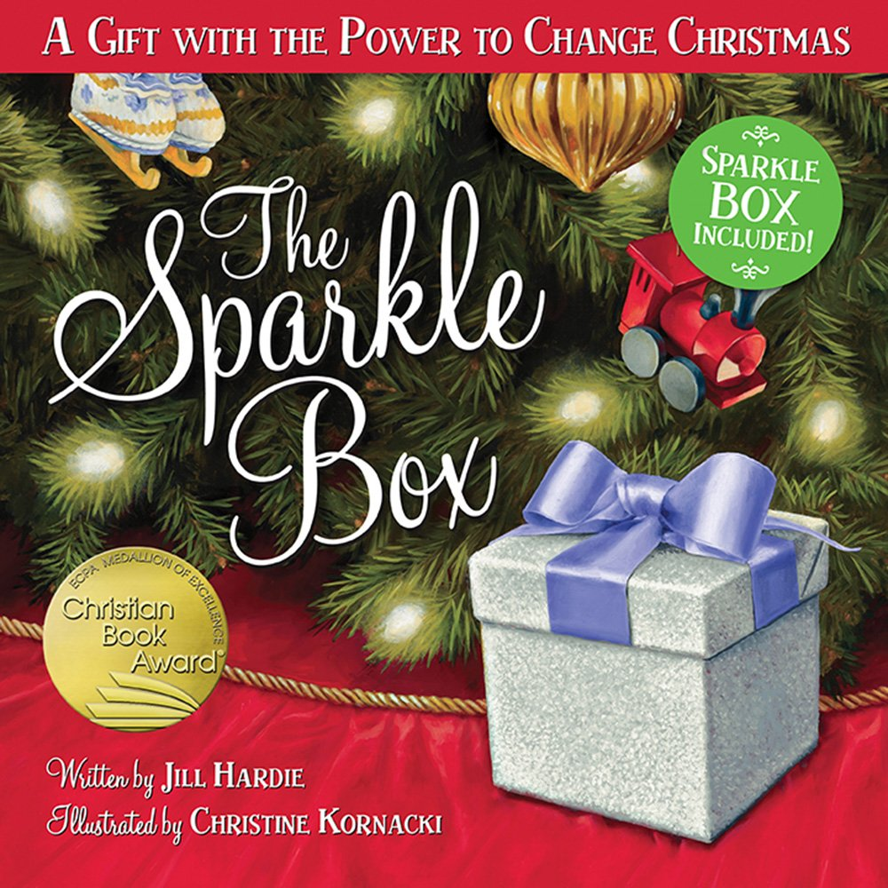 Amazon.com: Sparkle Box (9780824956479): Hardie, Jill: Books