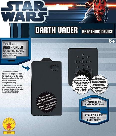Star Wars Darth Vader Breathing Device