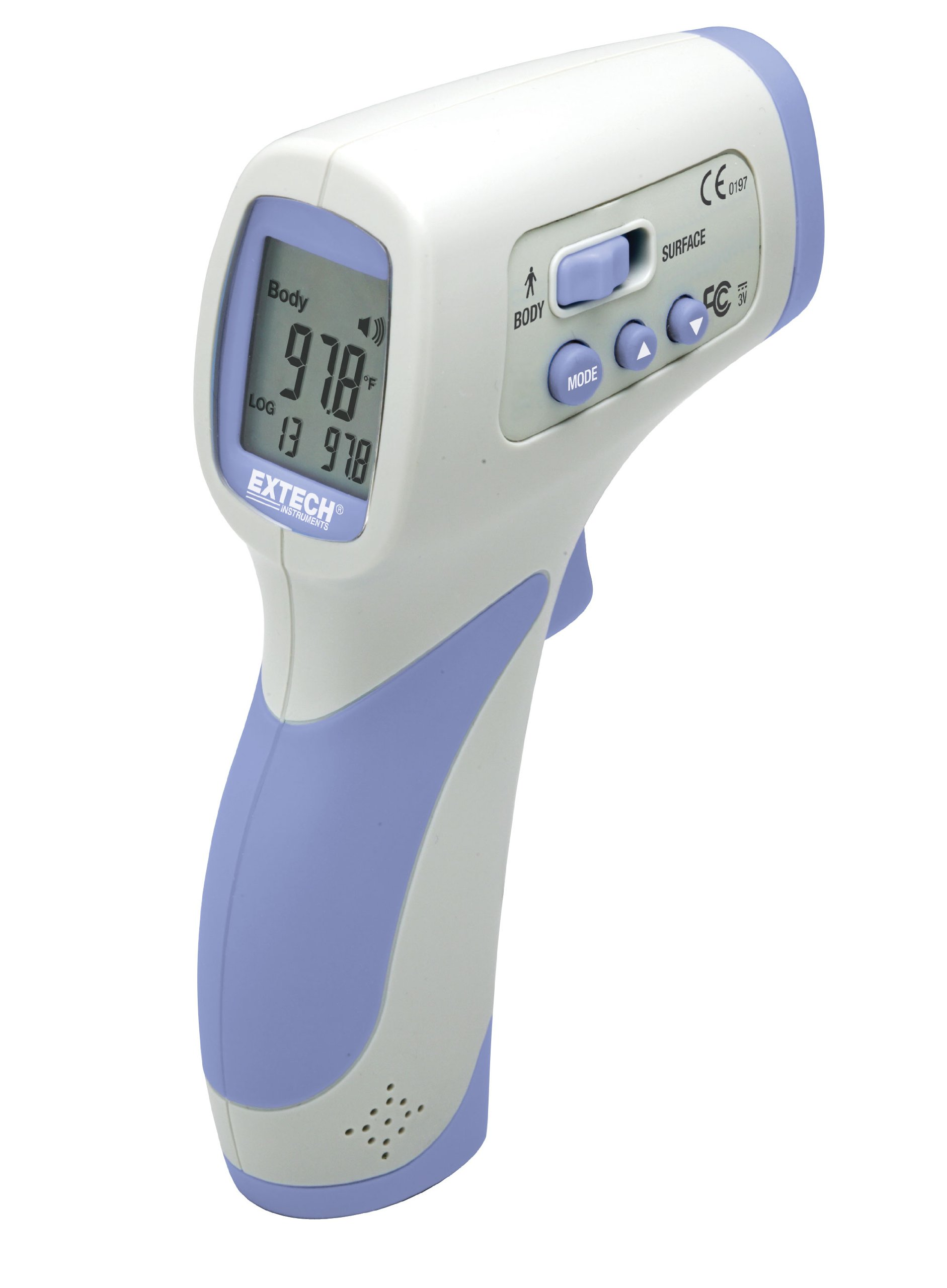 Extech IR200 Non-Contact Forehead Infrared Thermometer by Extech