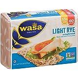 Wasa Light Rye Crispbread, 9.5 Ounce