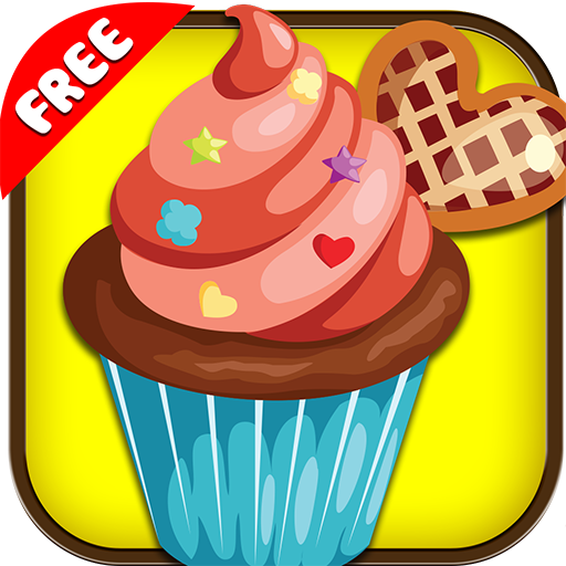 Cupcakes Maker – Games for Girls Kids Free.