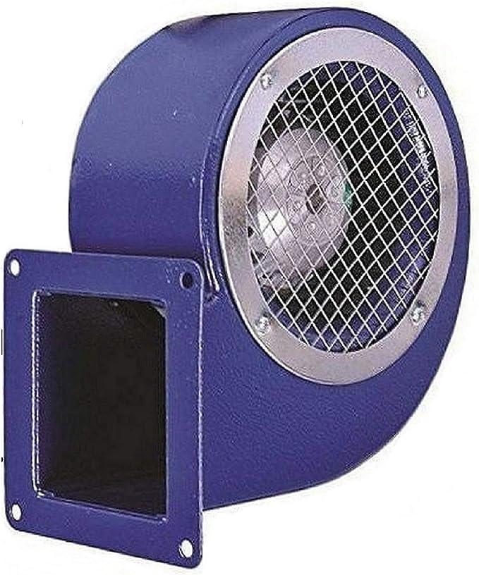BDRS 140-60 Industrial Radial Radiales Ventilador Ventilación extractor Ventiladores Centrifugo Centrifuge ventilador Fan Fans: Amazon.es: Bricolaje y herramientas