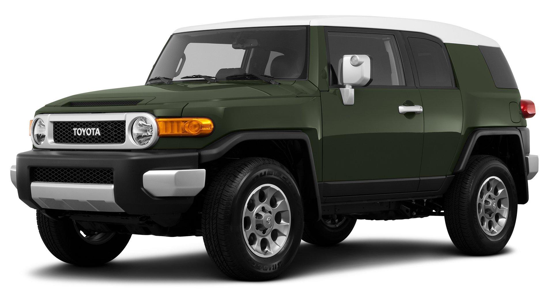 Amazon Com 2013 Toyota Fj Cruiser Reviews Images And