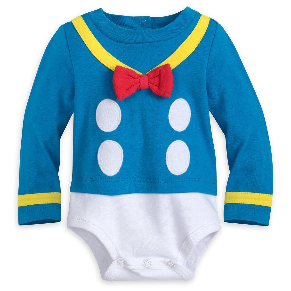 Amazon.com: Tienda de Disney Donald Duck – Disfraz para ...