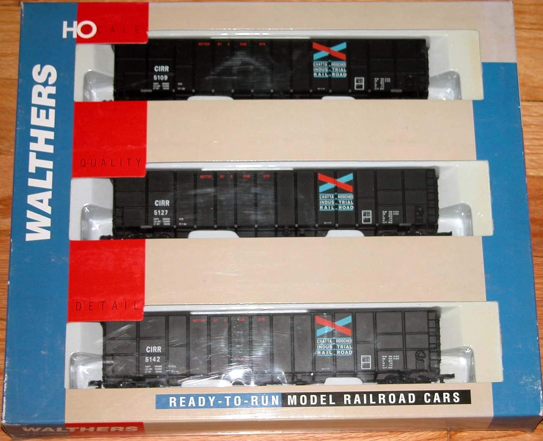 特価 WALTHERS B07JQ47WVC 932-34056 61フィート 61フィート 木製チップカー 3パック チャタフーチ IND RR RR B07JQ47WVC, 激安家具 ソファのU-LIFE:6344f85b --- sinefi.org.br