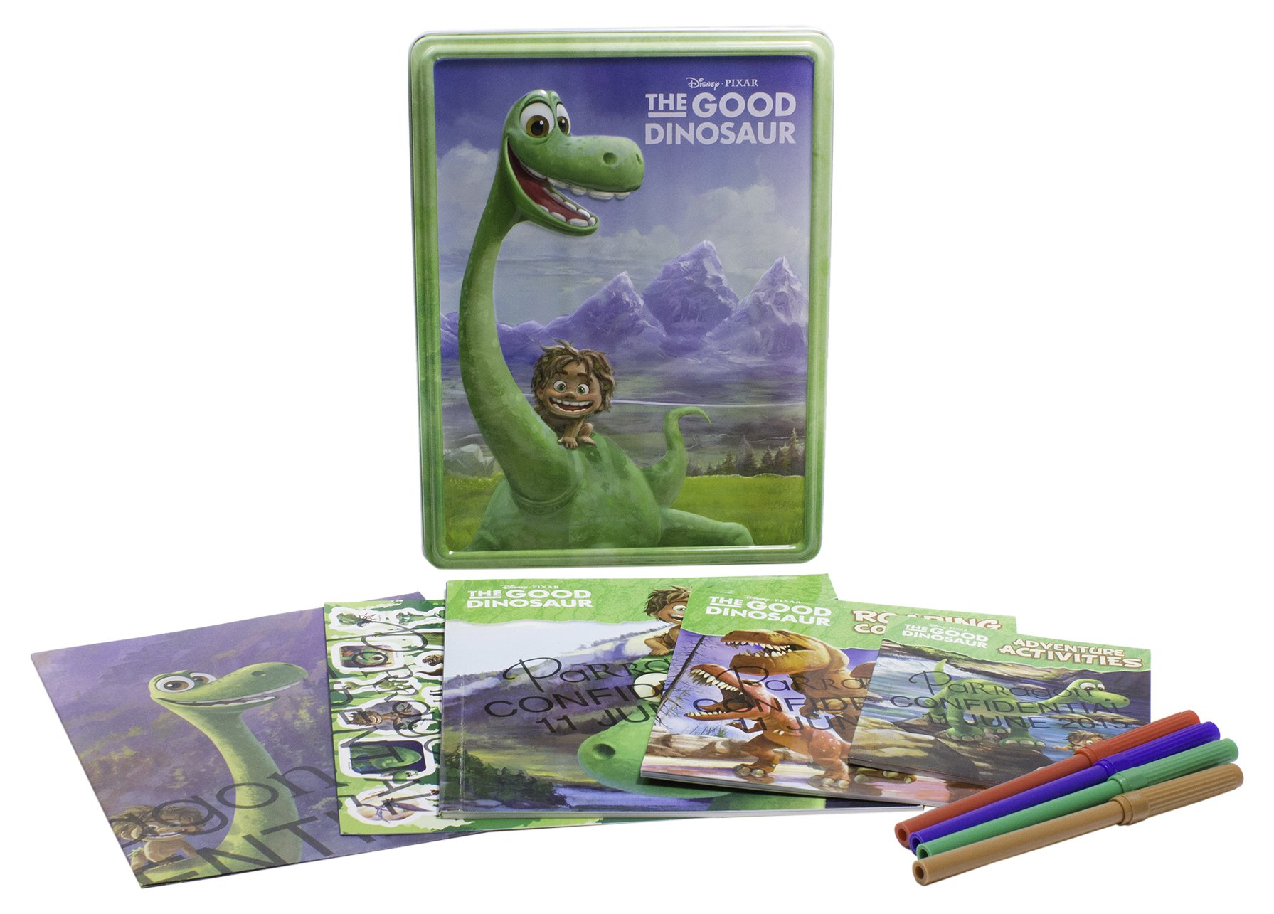 Download The Good Dinosaur Collector's Tin (Disney) (Happy Tins) ebook