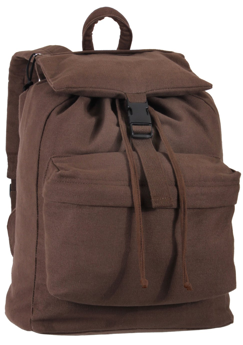 Direct 2169 Rothco Canvas Daypack Olive Drab Pro-Motion Distributing