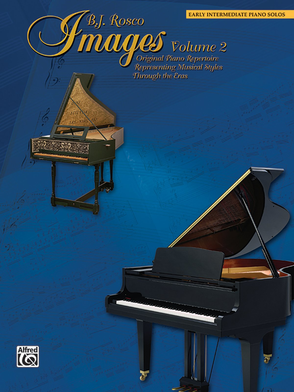 Read Online Images, Vol 2: Original Piano Repertoire Representing Musical Styles Through the Eras pdf