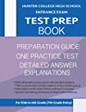Hunter College High School Entrance Exam Test