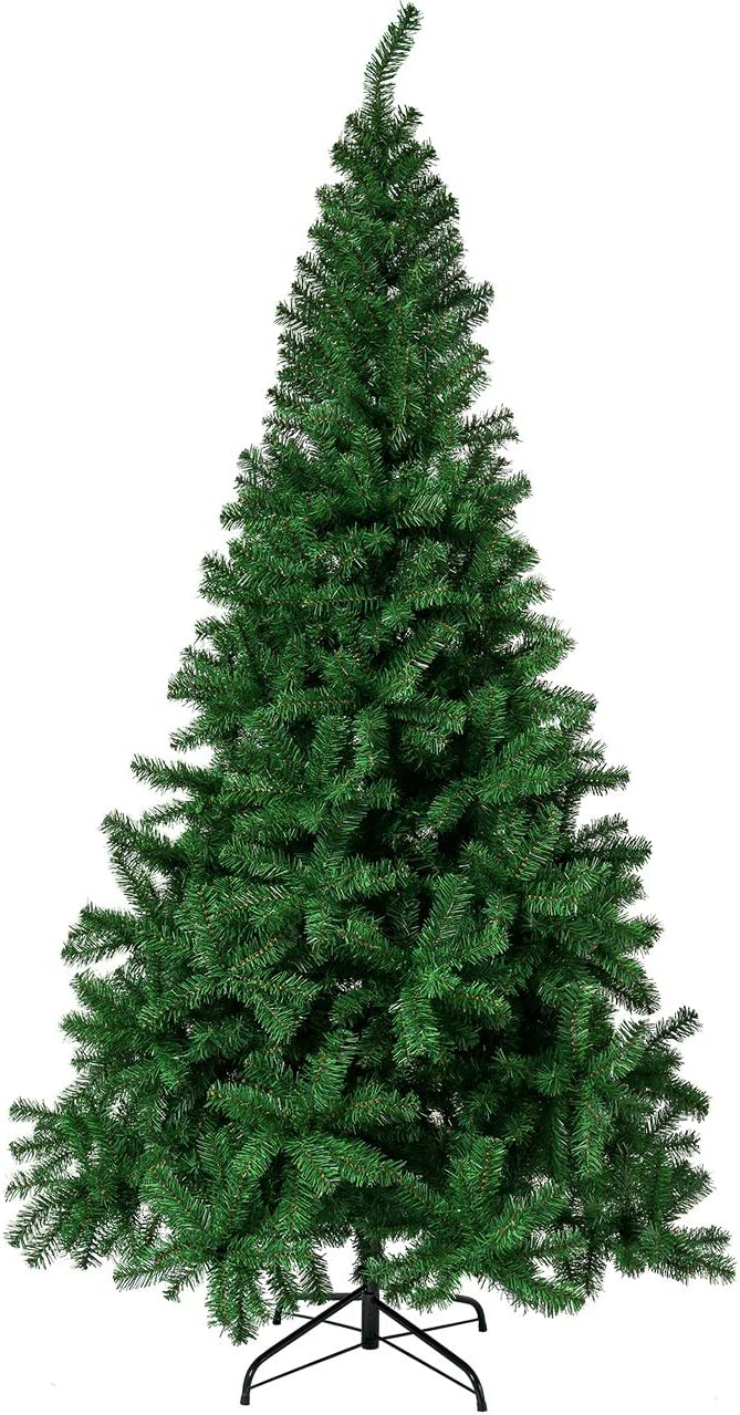 Sunnyglade 4 FT Premium Artificial Christmas Tree 400 Tips Full Tree Easy to Assemble with Christmas Tree Stand (4ft)
