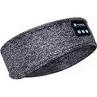 Sleep Headphones Wireless, Sleep Headphones Bluetooth Headband, Upgrage Soft Sleeping Wireless Music Sport Headbands…