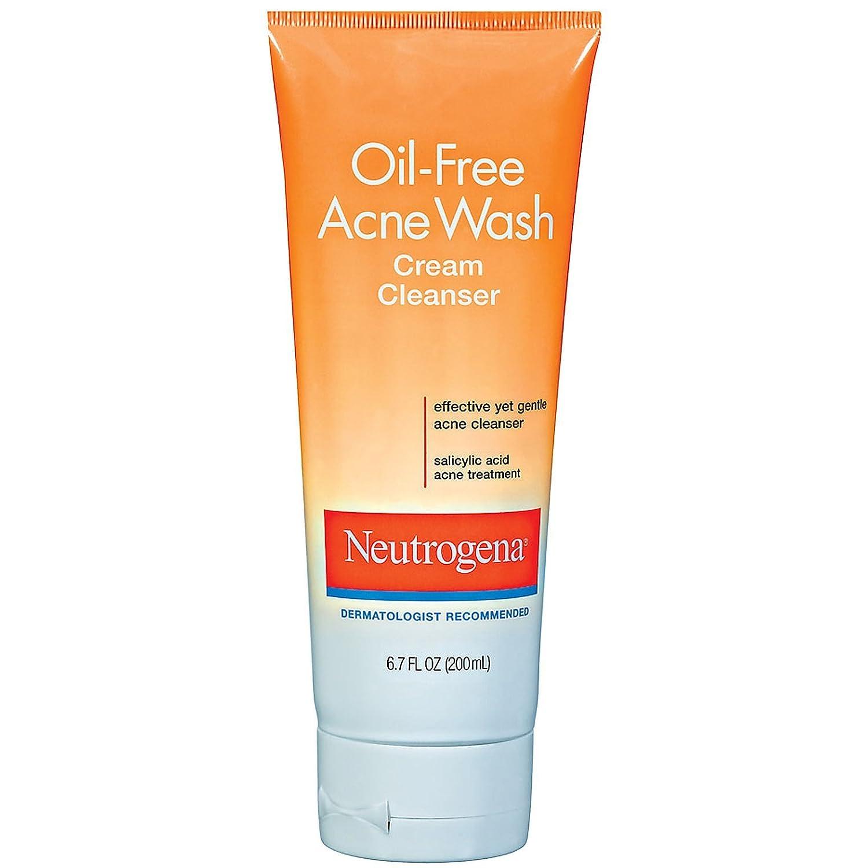 neutrogena oil free face wash