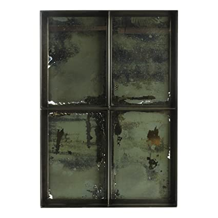Amazon.com: HomArt Carrefour hierro espejo – 4 paneles ...