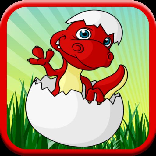 Dinosaur Games: Kids - FREE!