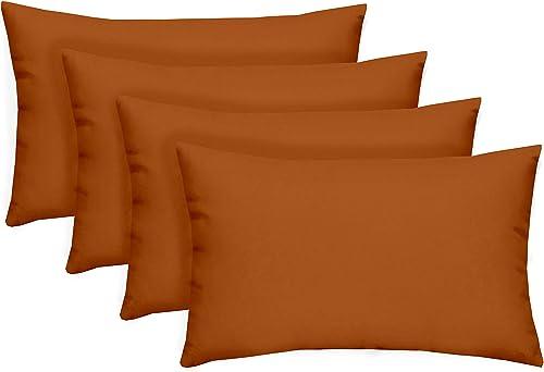 Set of 4 Outdoor Pillow