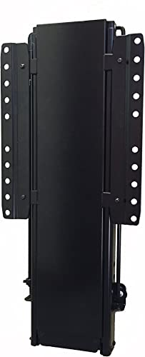 Whisper Ride 600 Motorized TV Lift for TVs up to 40 , 5-Year Warranty, Danish Engineered for a Thinner Profile, Increased Stability, and Safety. Capacity 25 lbs, Travel Distance 23.6