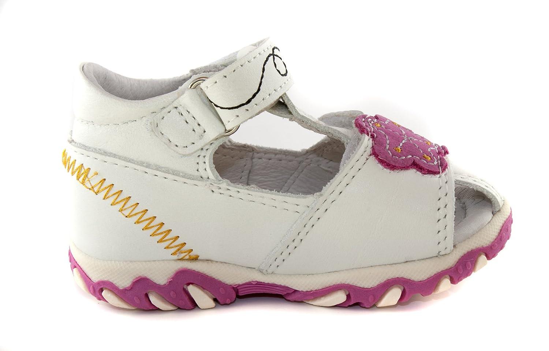 Step Toddler AC625-15 Genuine Leather Sandal D D