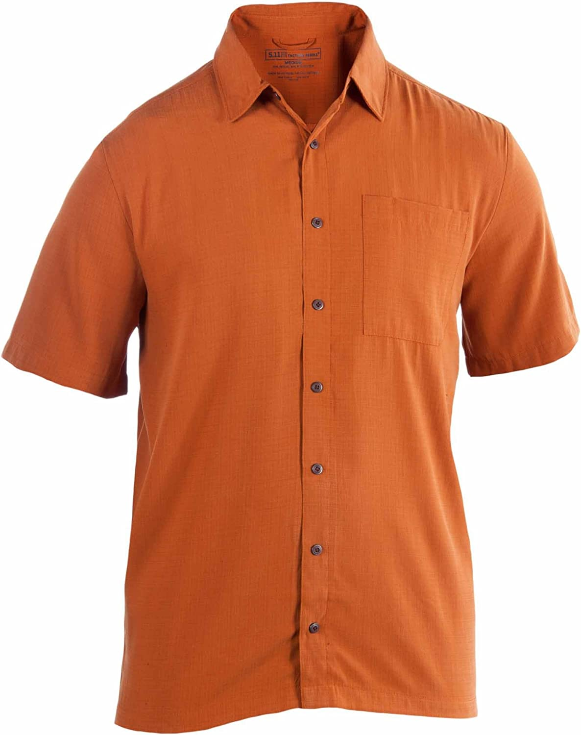 5.11 Tactical Mens Covert Select Shirt Style 7119 Short Sleeve
