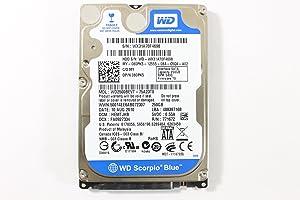 "Dell 80PK5 WD2500BEVT 2.5"" SATA 250GB 5400 Western Digital Laptop Hard Drive Latitude 2120"
