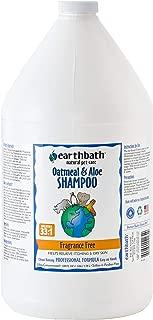 product image for Earthbath Oatmeal and Aloe Shampoo Fragrance Free 1 Gallon