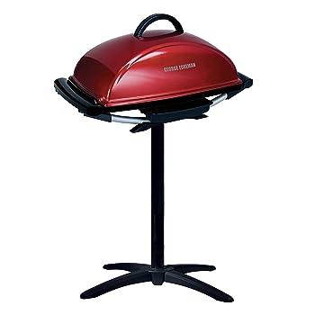 George Foreman 12-Serving Indoor/Outdoor Rectangular Electric Grill