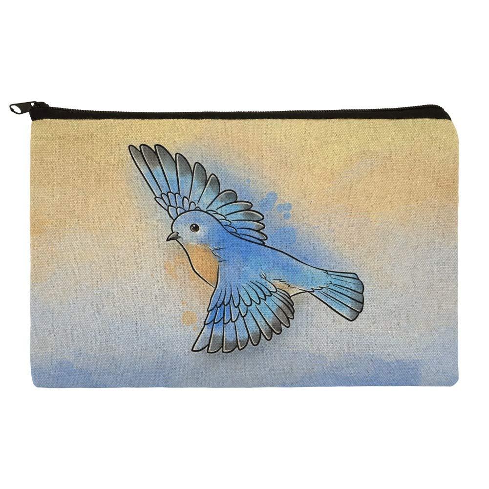 Amazoncom Eastern Bluebird Watercolor Northeastern Bird