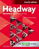 New Headway 4th Edition Elementary. Workbook and iChecker with Key (New Headway Fourth Edition)
