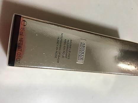 Lancome - Absolue Precious Cells Nourishing Lip Balm - Honey-In-Rose - 15ml/0.5oz 4 Pack - Hibiclens Skin Cleanser 4 oz