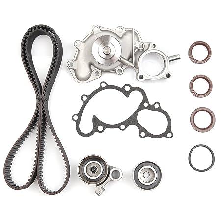 Amazon Com Scitoo Tbk271 Timing Belt Kit Water Pump Set Fits 95 04