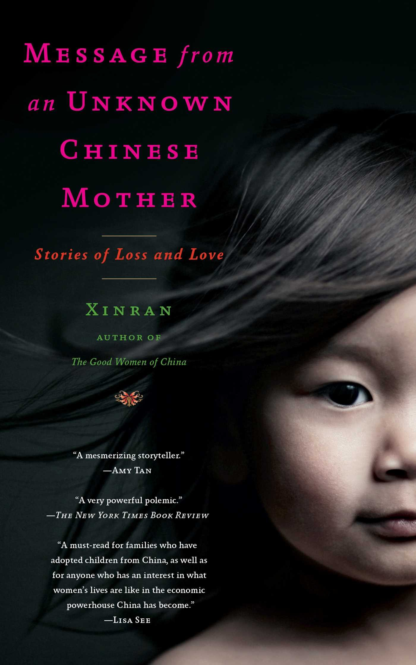 Amazon: Message From An Unknown Chinese Mother: Stories Of Loss And  Love (9781451610949): Xinran: Books