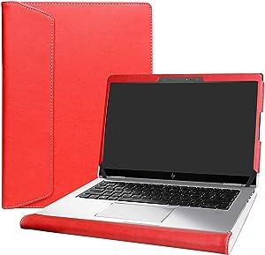 "Alapmk Protective Case Cover for 13.3"" HP EliteBook x360 1030 G3/HP EliteBook x360 1030 G4 Laptop[Warning:Not fit HP EliteBook x360 1030 G2],Red"