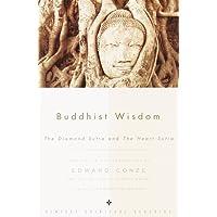 "Buddhist Wisdom: The ""Diamond"" and ""Heart Sutra"" (Vintage Spiritual Classics)"