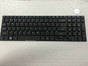 New Laptop Keyboard (without Frame) for Acer Aspire Q5WV1 VA70 Z5WE1 Z5WE2 V5WE3 Z5WV2 Z5WAE Z5WAH Z5WAL Z5WAK US layout Black color