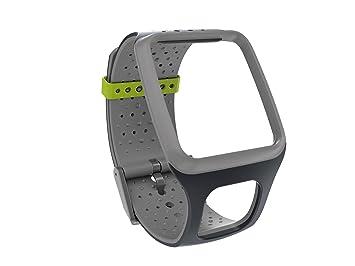 TomTom Bracelet 9URR.001.00 - Carcasa para reloj inteligente, color gris