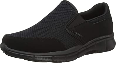 legumbres Atlas en voz alta  Amazon.com | Skechers Men's Equalizer Persistent Slip-On Sneaker ...