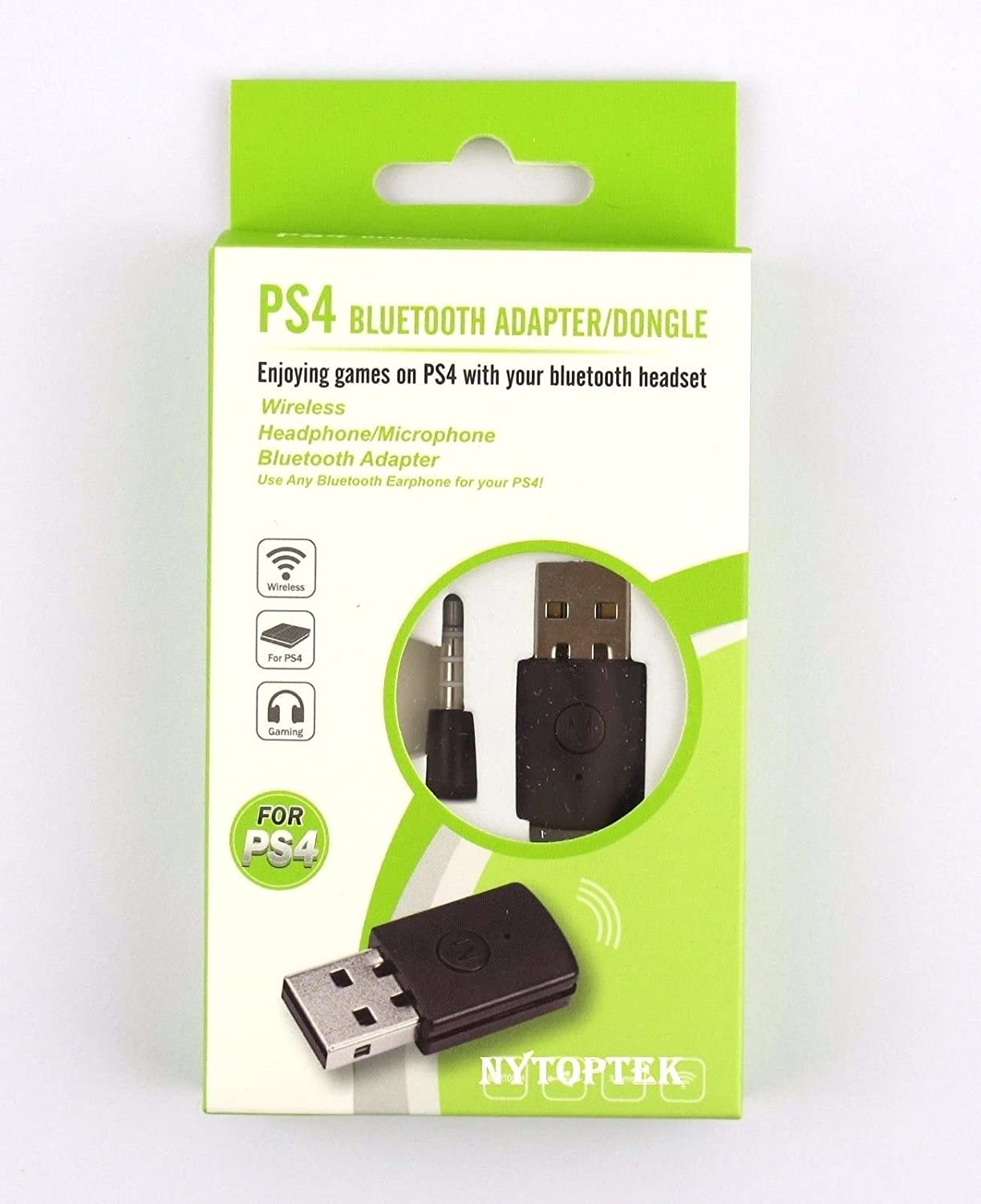 Amazon Com New Wireless Mini Bluetooth Dongle Usb Adapter For Ps4 Bluetooth Headset Computers Accessories