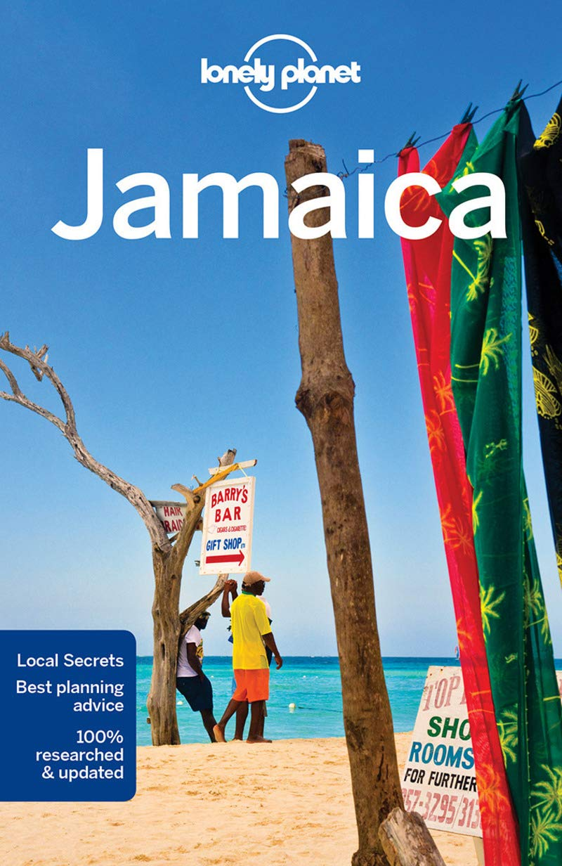 Lonely Planet Jamaica Travel Guide