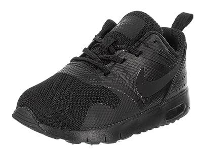 best website 80a02 92f94 Nike 844106-005 Kids Toddler AIR MAX Tavas (TDE) Black