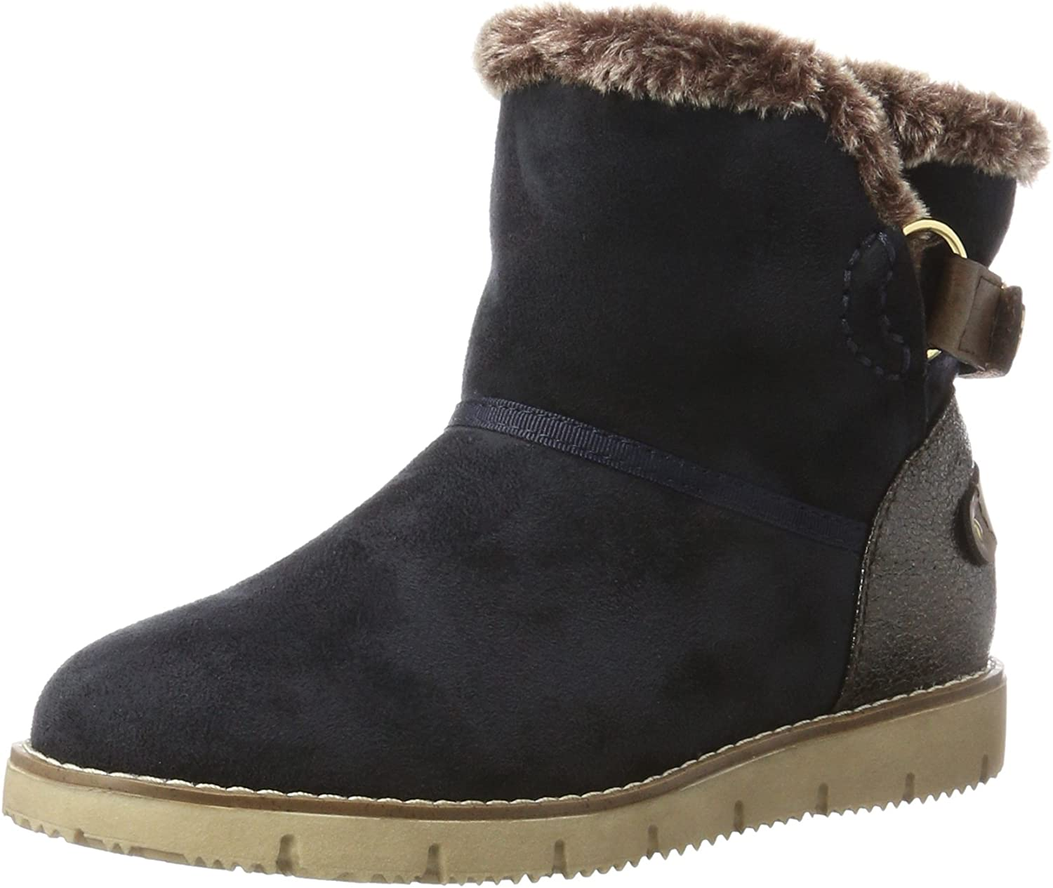 TOM TAILOR Women's Slouch Boots Max 63% Super special price OFF