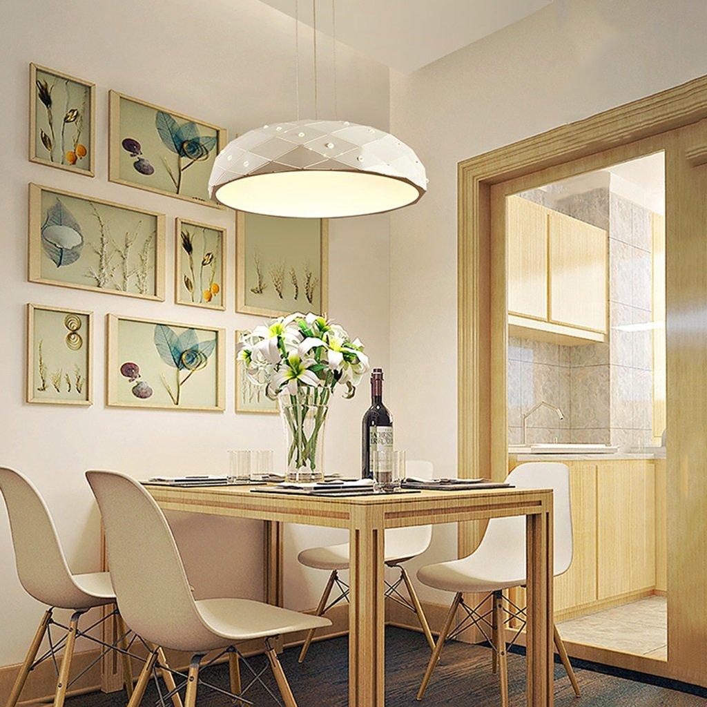 Modern pendant light Einfache einköpfige Kronleuchter, Restaurant Wohnzimmer Balkonlampen Haushalts Kronleuchter (Farbe   B-26  110cm)
