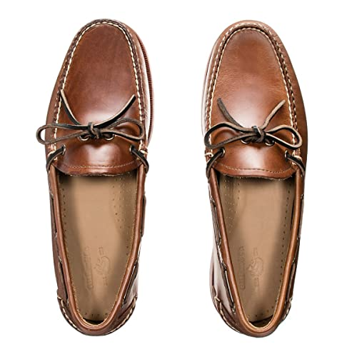 Camp Moc Decker Pull Up Leather Mid Brown - 40: Amazon.co.uk: Shoes & Bags