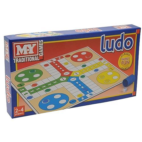 Ludo Traditional Board Game x 1