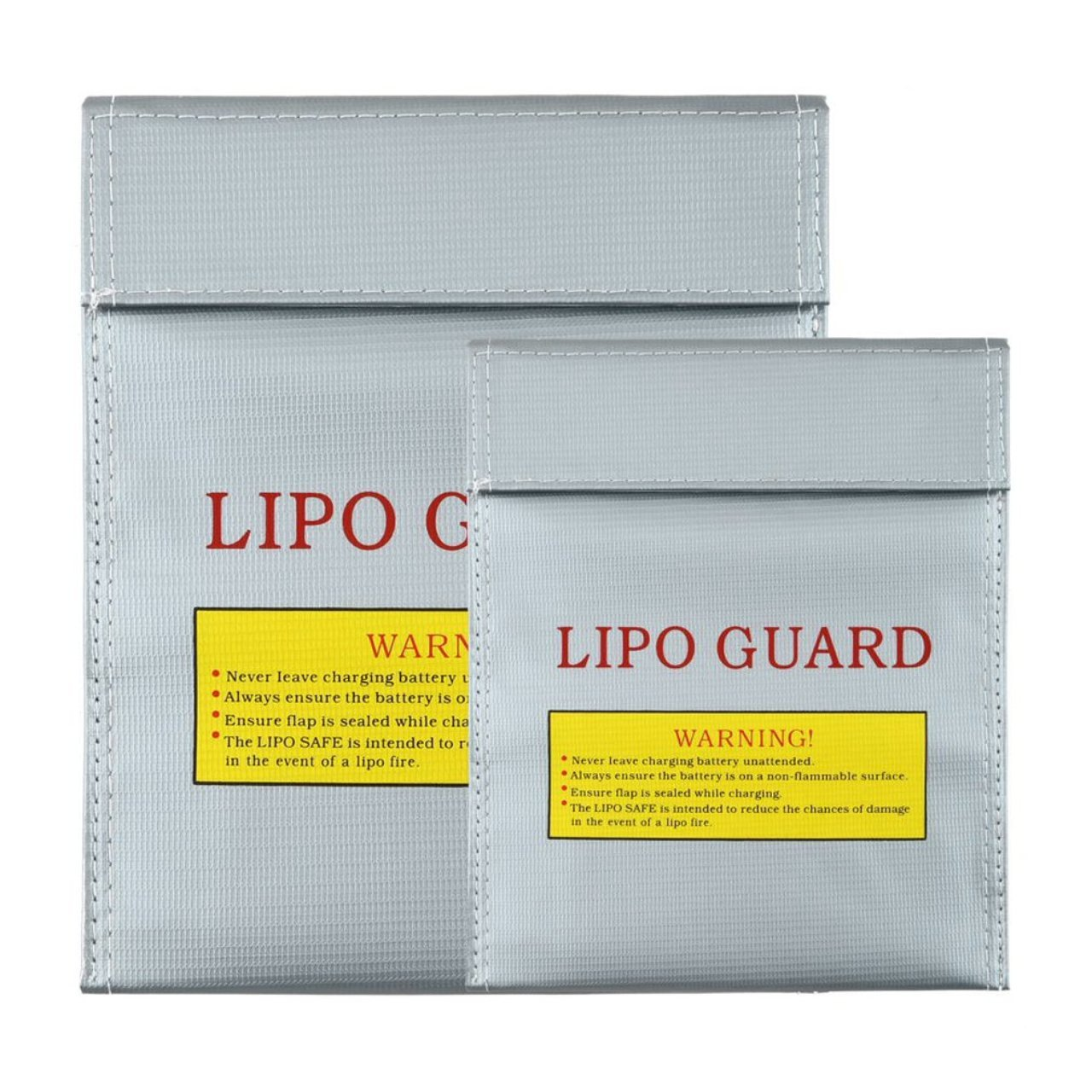 RC LiPo Li-Po Battery Fireproof Safety Guard Safe Bag Charging Sack Jasnyfall