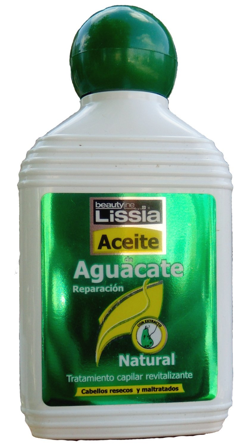 Amazon.com: lissia-aceite de aguacate Rescata las puntas ...