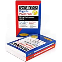 Regents Living Environment Power Pack 2020 (Barron's Regents NY)