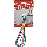 SIMBA 107302096 Rubberen twist springrubber, meerkleurig