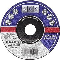 SBS Disco de molienda 125 x 6 x