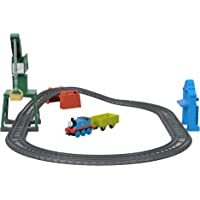 MATTEL Thomas and Friends Fisher-Price Push-Along Playset A Toy, Multicolor GFJ76