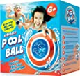 The ULTIMATE POOL BALL - You Fill This Ball with Water to Play UNDERWATER Games - Dribble Off the Pool Bottom & Pass Under Water for Endless Summer Fun with Friends & Family - Ultra-Durable & Bright